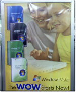 MacBook σε διαφήμιση της Microsoft