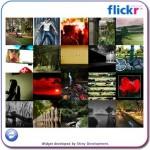Flickr Interestingness Widget