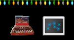 Santa Comes To Town [ScreenSaver]
