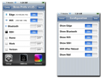 BossPrefs, Ελέγξτε τις υπηρεσίες του iPhone σας.