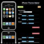 iPhoneThemeMaker.com Φτιάξτε το δικό σας iPhone Theme