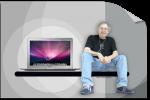 O Steven Levy και το MacBook Air