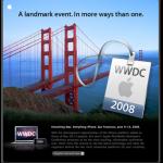 WWDC2008 9-13/6