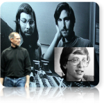 Gates, Jobs και Woz σε ενα slideshow