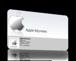 Keynote Feed στο iTunes