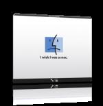I Wish I Was A Mac [wallaper]