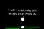 Το πρώτο videoclip made on iPhone