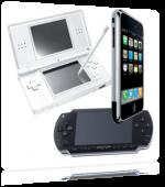 iPhone Vs … PSP