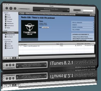 iTunes_8_2_1_easyBlack_by_Gpopper