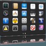 Εικονίδια βγαλμένα από το iphone για το mac σας