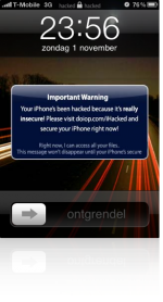 Αλλάξτε το default SSH password του iPhone σας !