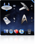Official Star Trek icon set