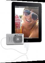 iPad Camera Connection Kit Demo