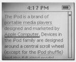 Wikipedia Στο iPod [Hack]