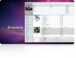 Enqueue, ένας όμορφος μουσικός player