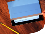 EverNote Peek: Η πρώτη εφαρμογή που χρησιμοποιεί  το SmartCover