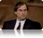Ο Steve Jobs λίγο πριν να επιστρέψει στην Apple [videopost]