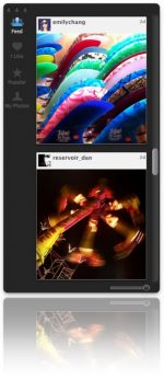 Visual Grub, ένας client για το instagram στο Mac σας