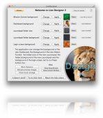 Lion Designer, για να αλλάξεις αυτά που δεν σε αφήνει το Lion