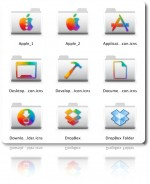 Envies de Couleurs iconset