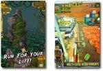 Temple Run + TheEndApp, 2 εθιστικά παιχνίδια για το iOS