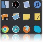 Μίνιμαλ εικονίδια για το Mac σας