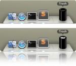 New Mac Pro, καινούργιο εικονίδιο για το Trash