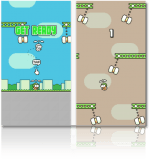 Swing Copters: πως να σπάσετε το iPhone σας με ένα παιχνίδι