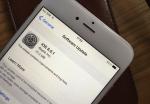 iOS 8.0.1, διαθέσιμο