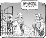 Steve Jobs comics
